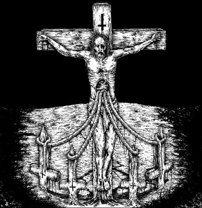 """Christ Dismembered : """"Self Titled"""" CD & Digital 27th may 2017."""