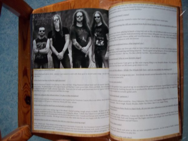 ©The Metal Mag N°24 with Greystone Canyon