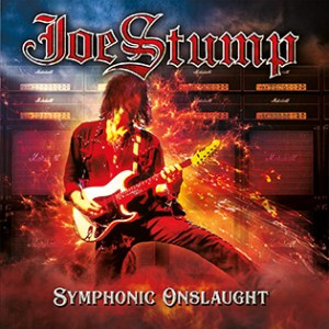 "Joe Stump : ""Symphonic Onslaught"" CD 21st March 2019 Lion Music."