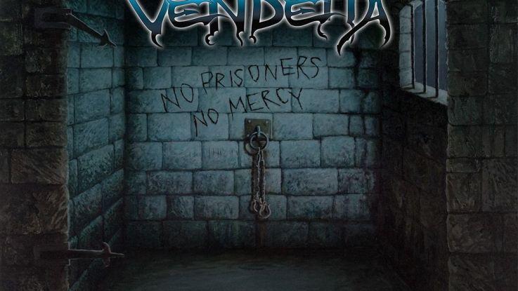 "Lethal Vendetta : "" No Prisoners No Mercy "" CD & Digital Self Released."