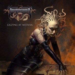 """Tourniquet : """"Gazing At Medusa"""" CD 16th October 2018 Pathogenic Records."""