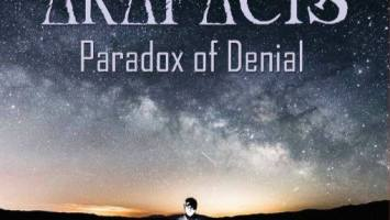 "Arapacis : ""Paradox Denial"" CD July 2019 Black House Records."