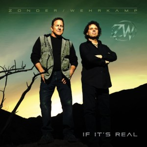 """Zonder / Wehrkamp : """" If It's Real"""" CD 24th May 2019 WZ Records."""