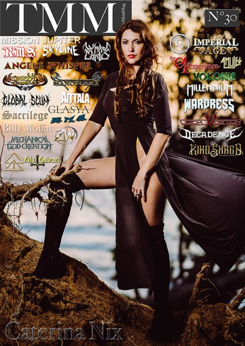 ©The Metal Mag N°30 July - August 2019