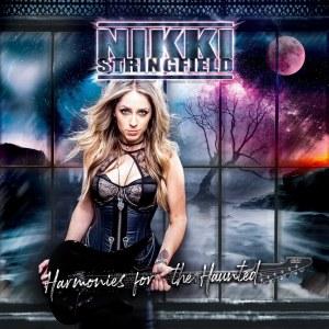 "Nikki Stringfield : ""Harmonies For the Haunted"" Digipack CD 30th October 2019 Pumpkin Productions."