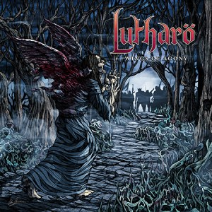 "Lutharo : ""Wings of Agony"" Digital & CD 27th March 2020 Self Released."