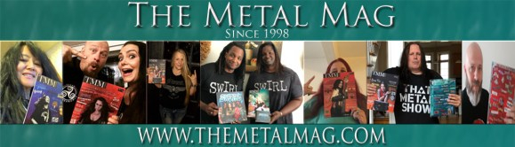 ©The Metal Mag Advert Banner