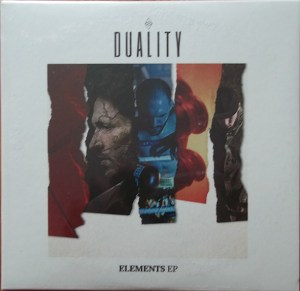"Duality : ""Elements"" CD 15th May 2020 Self Released."