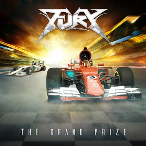 """Fury : """"The Grand Prize"""" Digital 2nd April 2020 Self Released."""