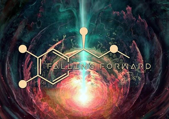 """Robyn Ferguson : """"Falling Forward"""" Digital 1st May 2020 Devographic Music Media."""