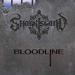 "Shark Island : ""Bloodline"" Digipack CD & Digital 11th November 2019 Manifest Music."