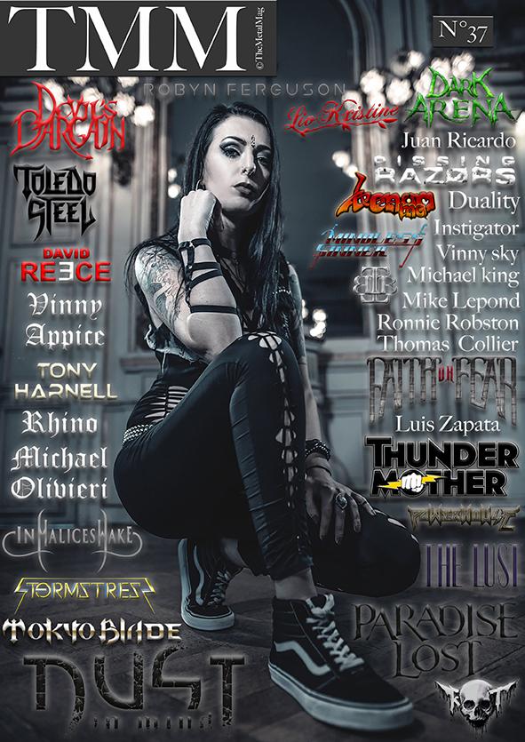 The Metal Mag N°37 May / june 2020