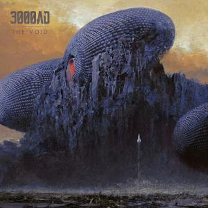 """3000AD : """"The void"""" LP & CD & Digital 27 March 2020 Self Released."""