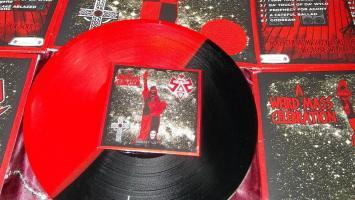 """SOS : """"A weird Mass Celebration""""LP & CD Self Released."""