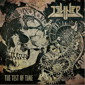 """Jenner : """"The Test Of Time"""" CD 20th February 2020 Inferno Records."""