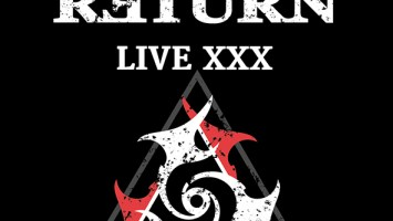 "No Return : ""Live XXX"" Digital & CD 18th December 2020 Mighty Music."