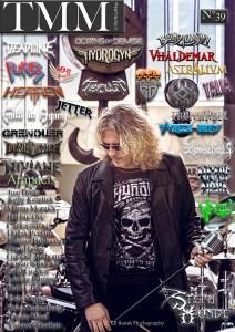 The Metal Mag N°39 September - October 2020