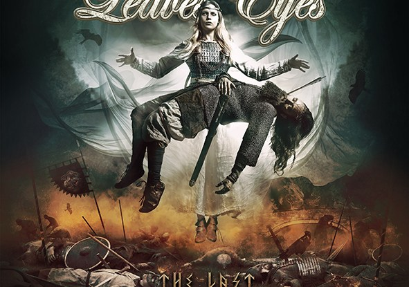 "Leave's Eyes : ""The last Viking"" Dbl CD & DVD 23rd October 2020 AFM Records."