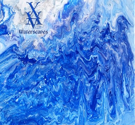 "Xavier Boscher : ""Waterscapes"" Digipack CD 20th November 2020 Orfeo'lab."