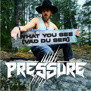 "Pressure : ""What do you see / Vad Du Ser"" 19th February 2021 Self Produced."