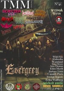 The Metal Mag N°41 January / February 2021