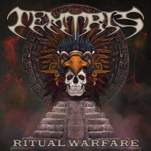 "Temtris : ""Ritual Warfare"" CD & Digital 30th April 2021 Wormholedeath Records."