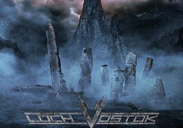 "Loch Vostok : ""Opus Ferox - The Great Escape "" LP & CD 25th June 2021 Black Lodge ."