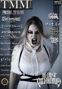 ©The Metal Mag July - August 2021