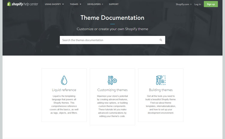Shopify theme Development tutorial to build Shopify theme