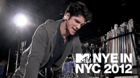 Tyler Posey to Host MTV NYE in NYC 2012