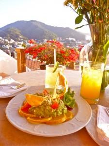 Appetizers in Puerto Vallarta