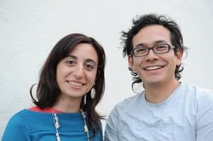 Jose Carlos Leon Vargas and Aurelia Annino