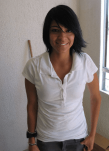 Grecia Joseely Guzman Gonzalez of Baja California will run her first marathon (ASICS LA Marathon) on Sunday, March 9 in support of Corazon de Vida Foundation