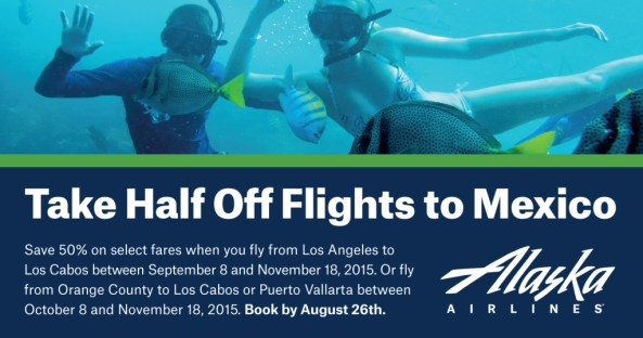 Alaska Airlines LA Galaxy Offer