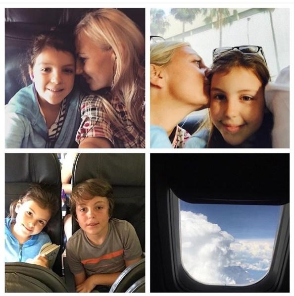 Najera 5 flying Alaska Airlines to Puerto Vallarta © The Mexico Report