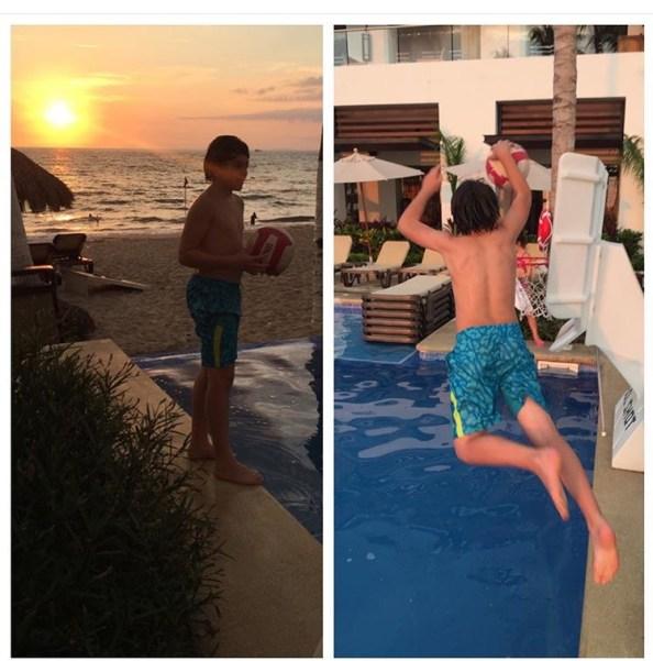 Kid pools at Hyatt Ziva Puerto Vallarta © The Mexico Report