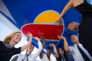 Southwest Airlines Heart #SouthwestHeart