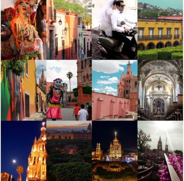 San Miguel de Allende (photo by http://visitsanmiguel.travel)