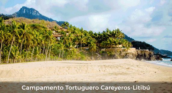 Campamento Tortuguero Careyeros-Litibú