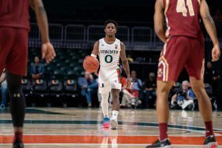 PG Chris Lykes named Preseason All-ACC First Team, first men's game against Stetson postponed – The Miami Hurricane