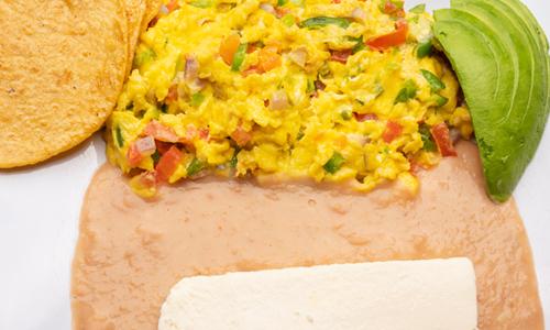 La Chuperia - Huevos a La Mexicana