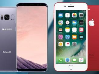 Best for Business: Galaxy-s8-vs-iPhone-7