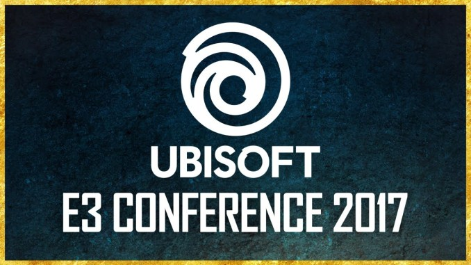 Ubisoft Press Conference E3 2017