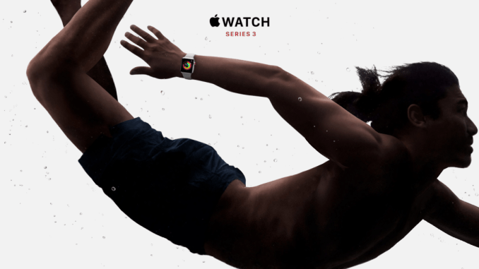 The New Apple Watch Series 3