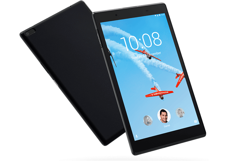 4 new android tablets from Lenovo
