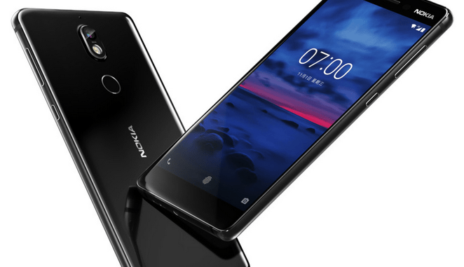 Nokia 7 is unveiled