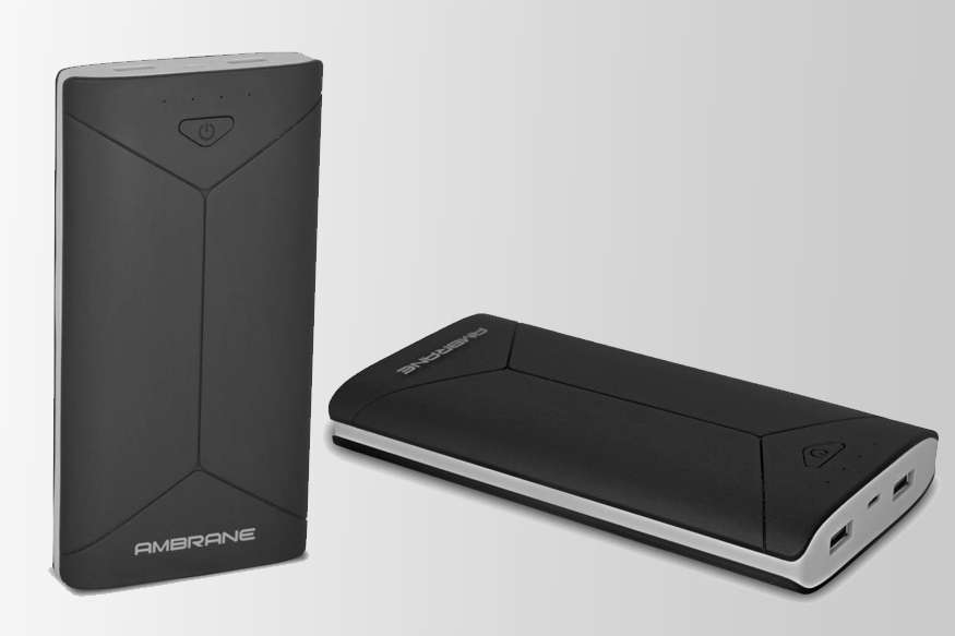 Illustration of a power bank