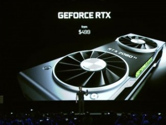 NVIDIA GeForce RTX technology