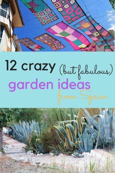 12 great garden ideas from Spain