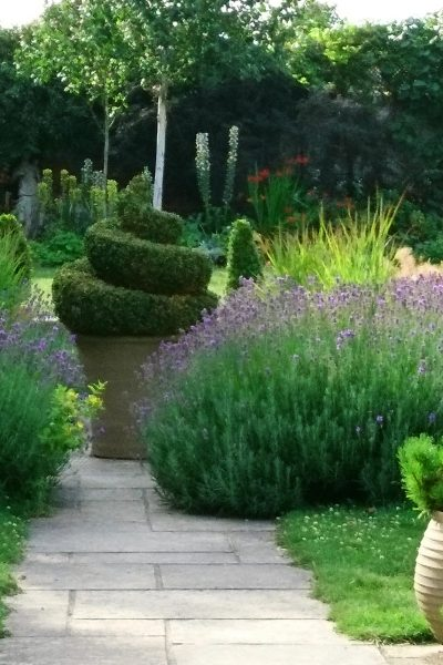 How much time does it take to maintain a garden?